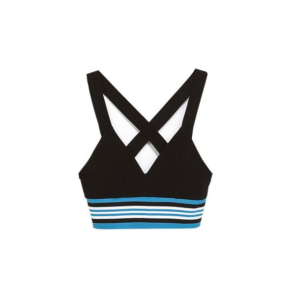 Zara Cropped Sporty Top