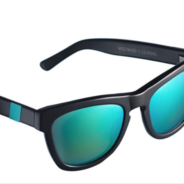 Westward Leaning Color Revolution No.9.7 Mirror Sunglasses