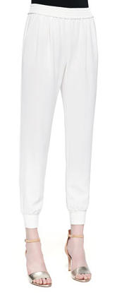 Joie Mariner Cropped Pull-On Pants