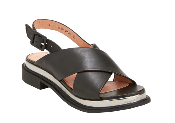 Robert Clergerie Caliba Slingback Sandals