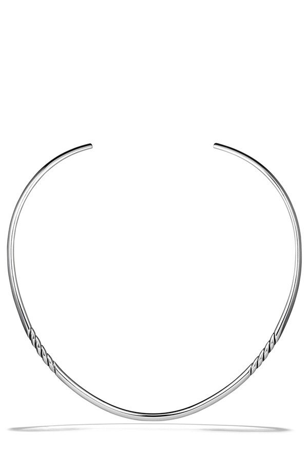 David Yurman Metro Collar Necklace