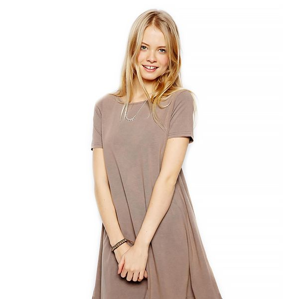 ASOS Swing T-Shirt Dress
