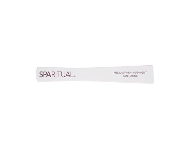 SpaRitual Sanitizable Eco-Nail File