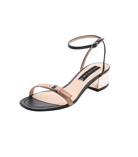 Steven Linda Low Heel Sandals