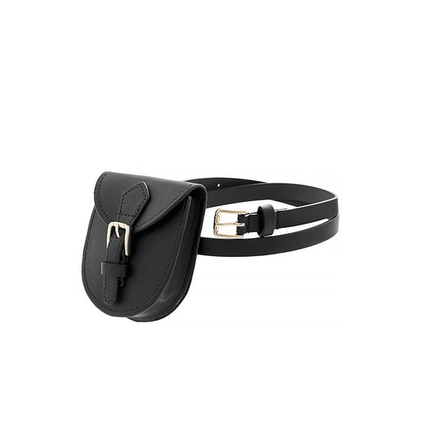 ModCloth Black Bay Bicycle Club Belt
