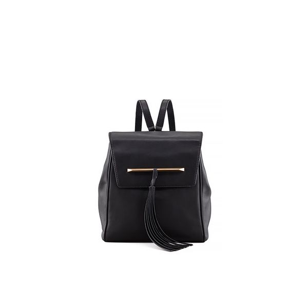 B Brian Atwood Juliette Party Chain Strap Backpack