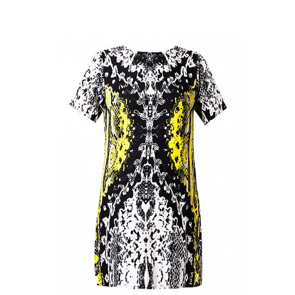 Styligion Petal Printed Dress