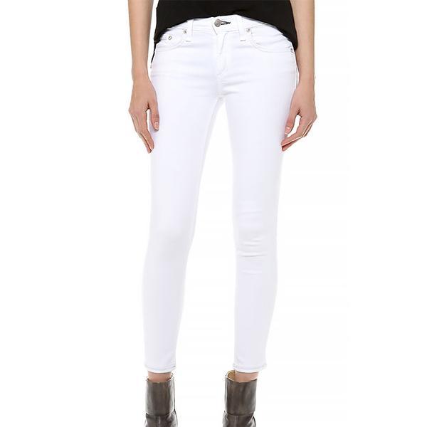 Rag & Bone The Repair Capri Jeans