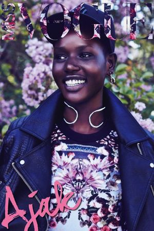 Ajak Deng For Miss Vogue Australia