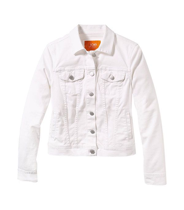 Joe Fresh White Denim Jacket ($39)