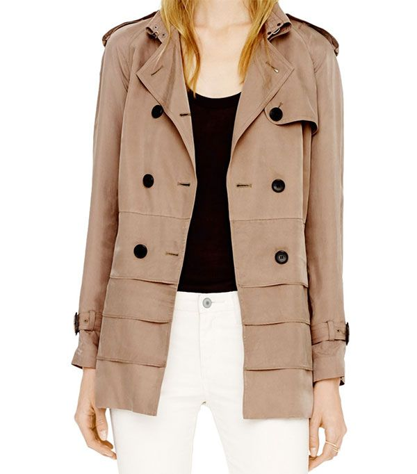 Club Monaco Isabelle Trench ($269)