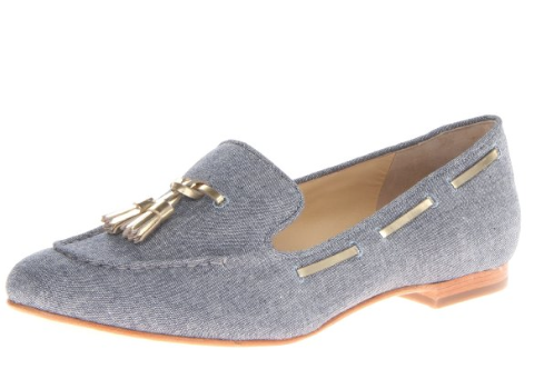 Cole Haan Sabrina Laced Slip-On Loafers