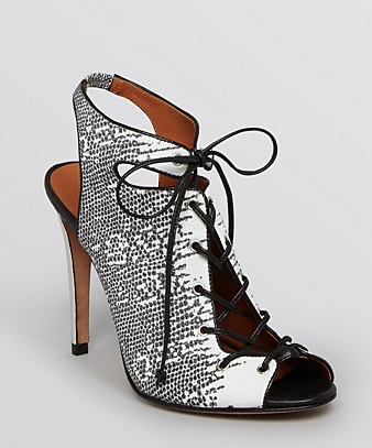 Rebecca Minkoff Lace Up Rio Booties