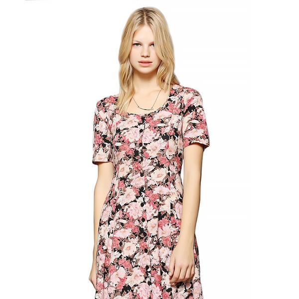 Urban Renewal '90s Blossom Mini Dress
