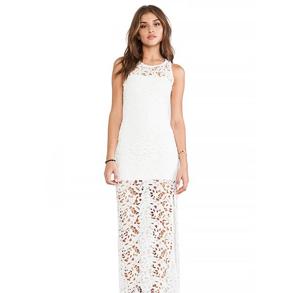 Assali Gala Lace Dress