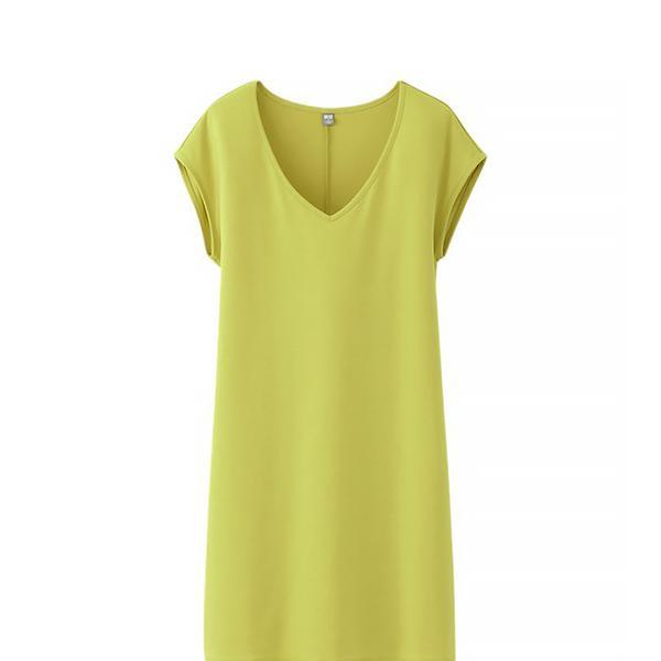 Uniqlo Drape Short Dress