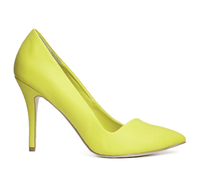 Aldo High Heeled Pointed Court Shoes