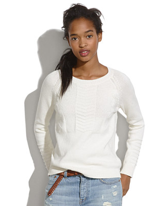Madewell Knitmix Pullover
