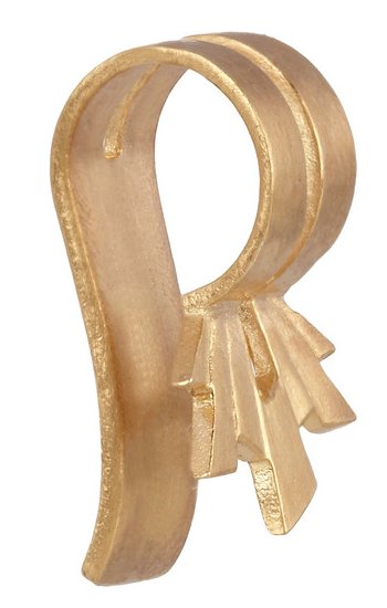 Maria Black Frey Gold-Plated Ear Cuffs