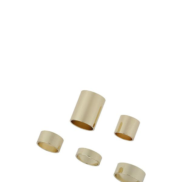 Topshop Plain Ring Multipack