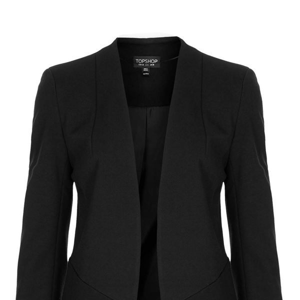 Topshop Slim Fit Tailored Blazer