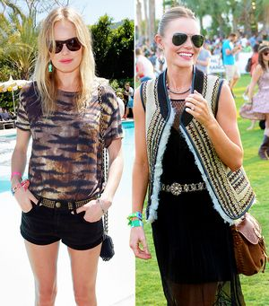 Music Festival Muse: Kate Bosworth's Best Looks
