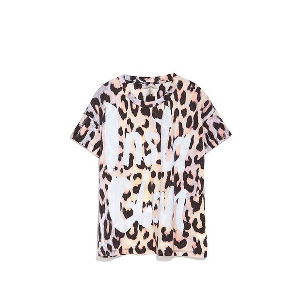 Zara Animal Print T-Shirt