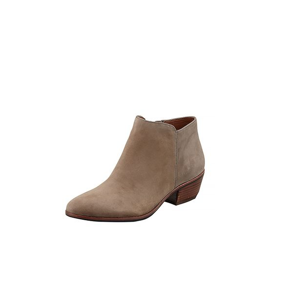 Sam Edelman Pretty Suede Ankle Boots