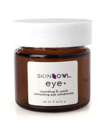Skin Owl eye+