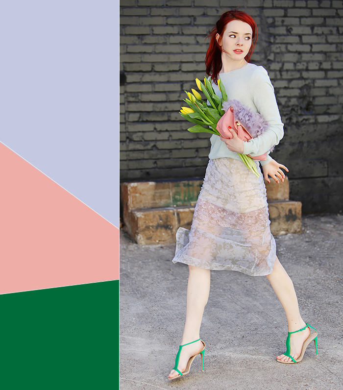 11 Chic Color Combinations To Wear This Spring