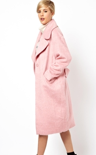 ASOS Vintage Cocoon Coat