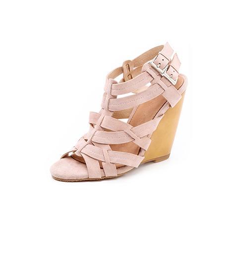 Madison Harding Veronique Wedge Sandals