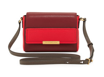 Marc by Marc Jacobs Katie Colorblock Flap Crossbody Bag