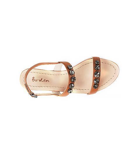 Boden Embellished Summer Sandals