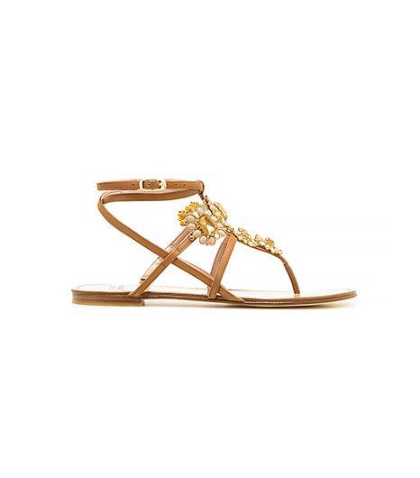 Stuart Weitzman The Artisan Sandals