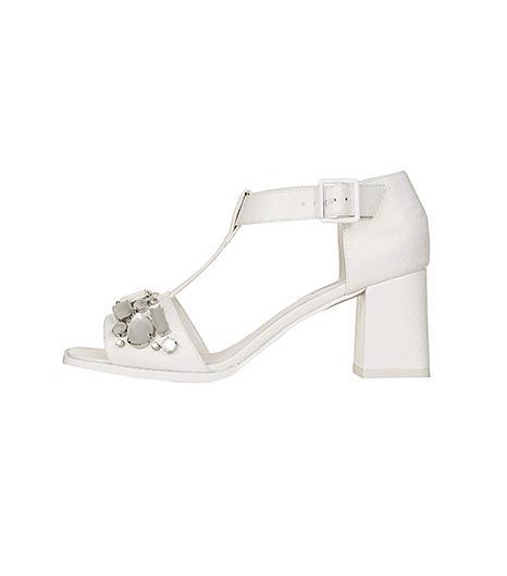 Topshop Embellished Sandals
