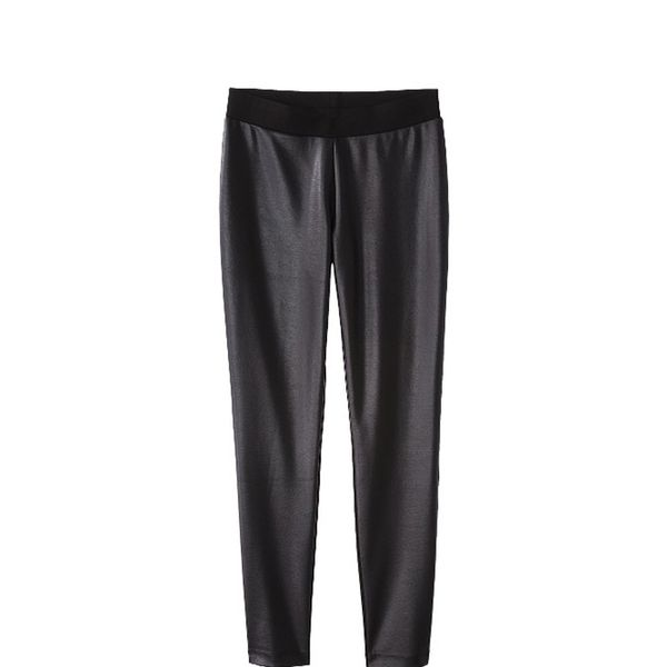 Mossimo Coated Ankle Pants