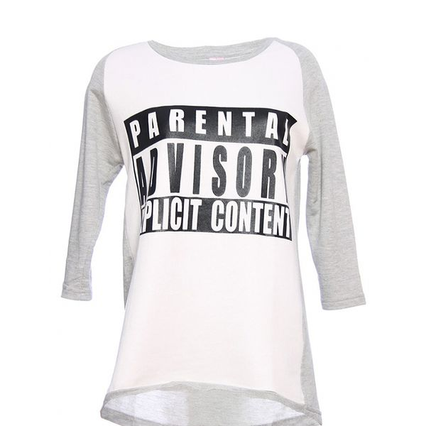 UVE Moda Parental Advisory Sweatshirt
