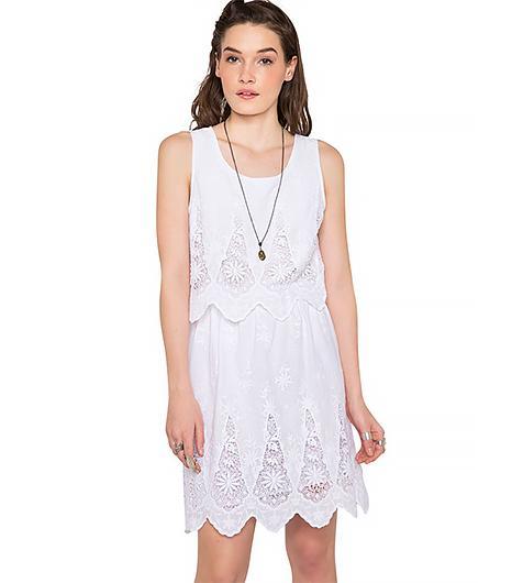 Pixie Market Linda Summer Lace Dress