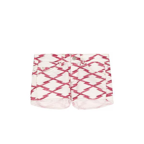 Etoile Isabel Marant Norina Printed Cut-Off Shorts