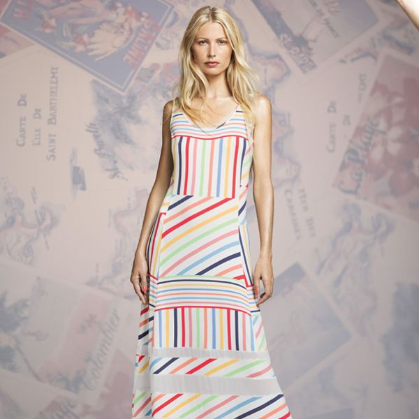 Peter Som for DesigNation Tank Maxi Dress