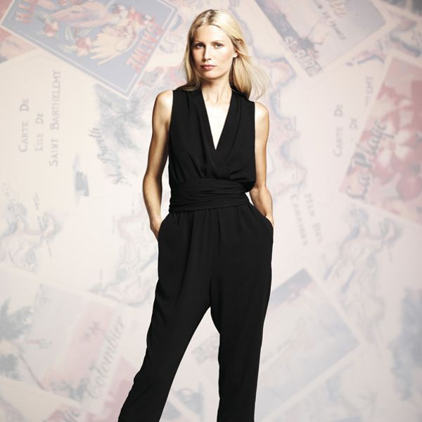 Peter Som for DesigNation Tapered Jumpsuit