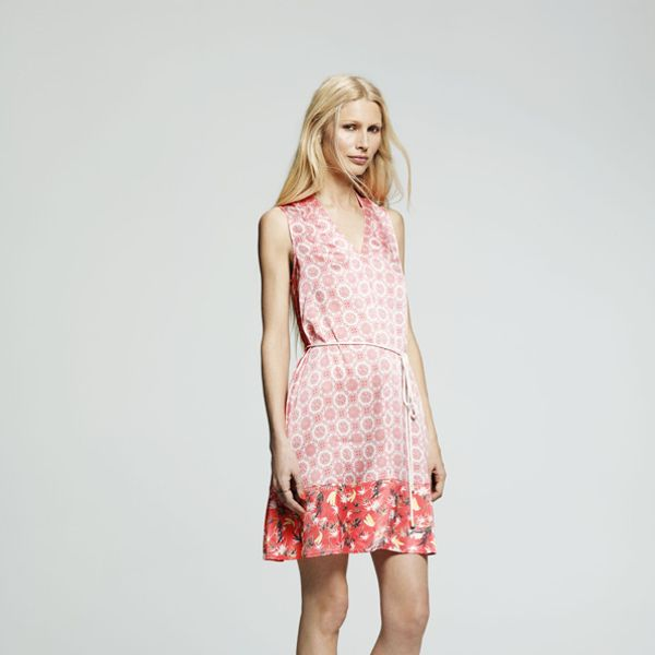 Peter Som for DesigNation Printed Shift Dress
