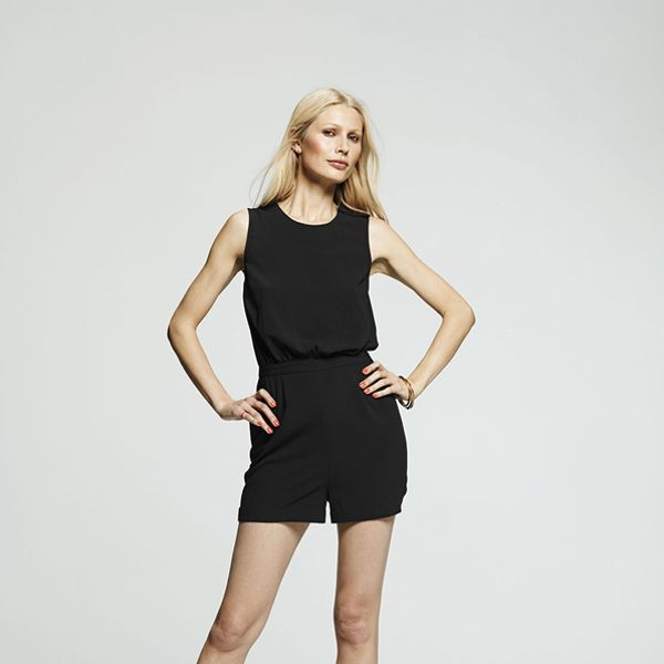 Peter Som for DesigNation Solid Romper