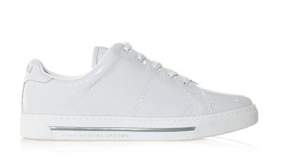 Marc by Marc Jacobs Glazed Leather Trainers