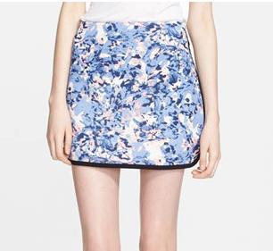McGinn Sarah Print Skirt