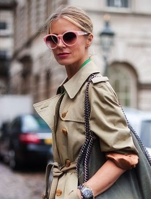 3 Takes On The Trench Coat: Get Your Street Style Fix