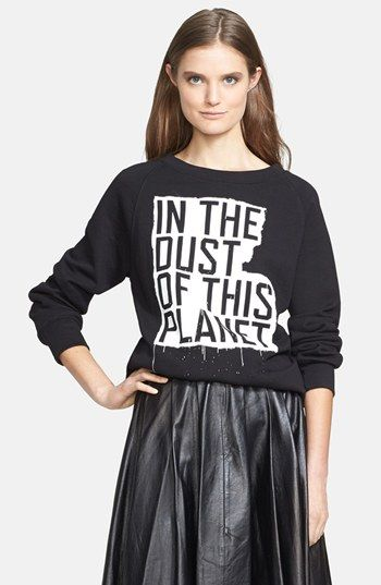 BLK DNM In The Dust Of This Planet Sweatshirt