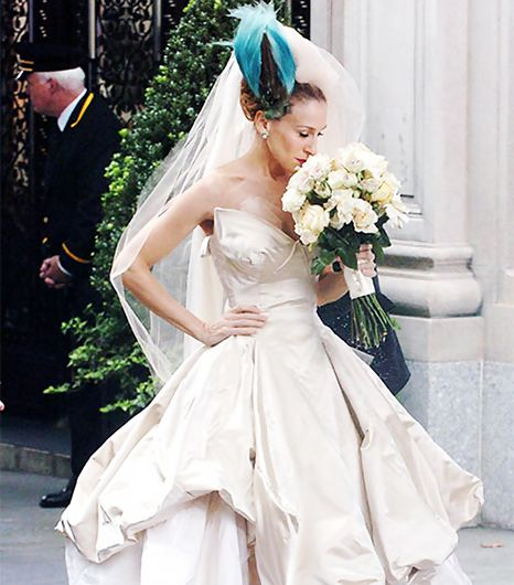 Portia De Rossi Wedding Gown: 18 Best Celebrity Wedding Dresses Of All Time