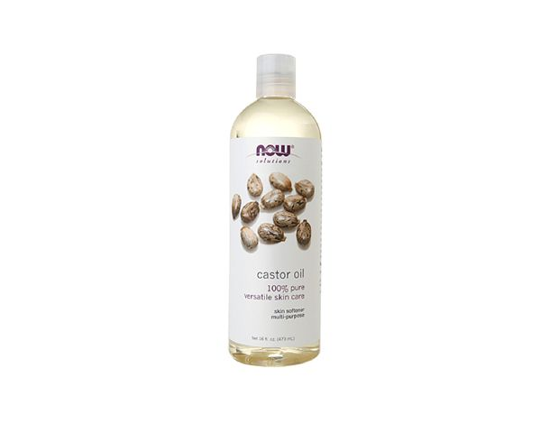 NOW Solutions Castor Oil 100% Pure